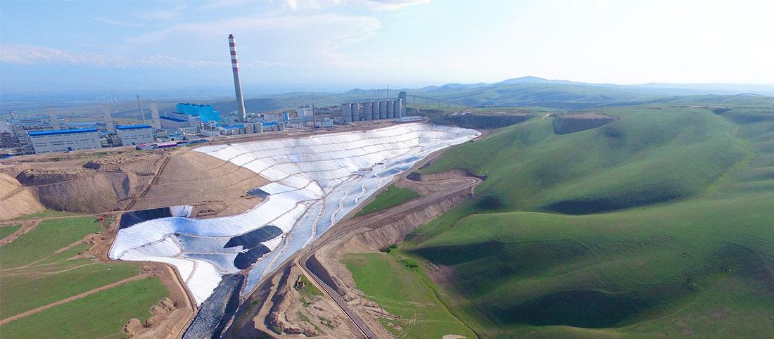 一般工业固废填埋场建设