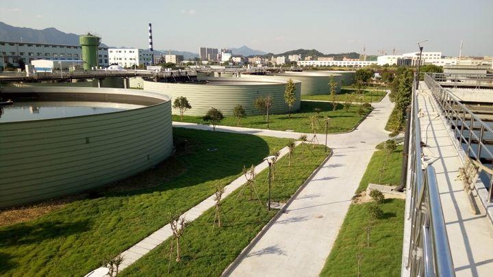 市政污水提标改造、中水回用